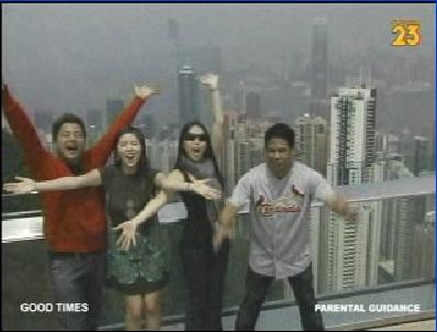 Good times on Studio 23 (Hong Kong)