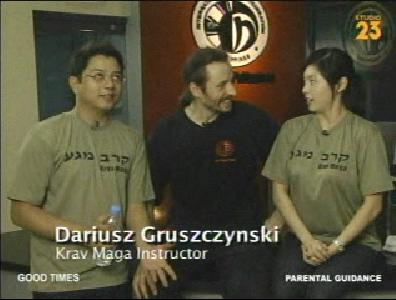 Screen cap of Good times on Studio 23