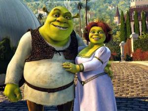 Shrek and Fiona (The Farting King and Queen)