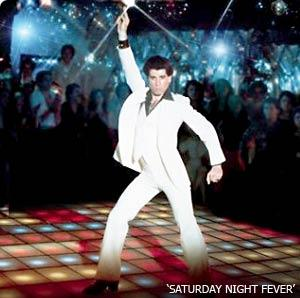 John Travolta - Stayin Alive!
