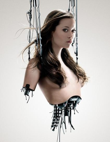 Transhuman Images: Female Terminator